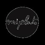 mi plato logotipo